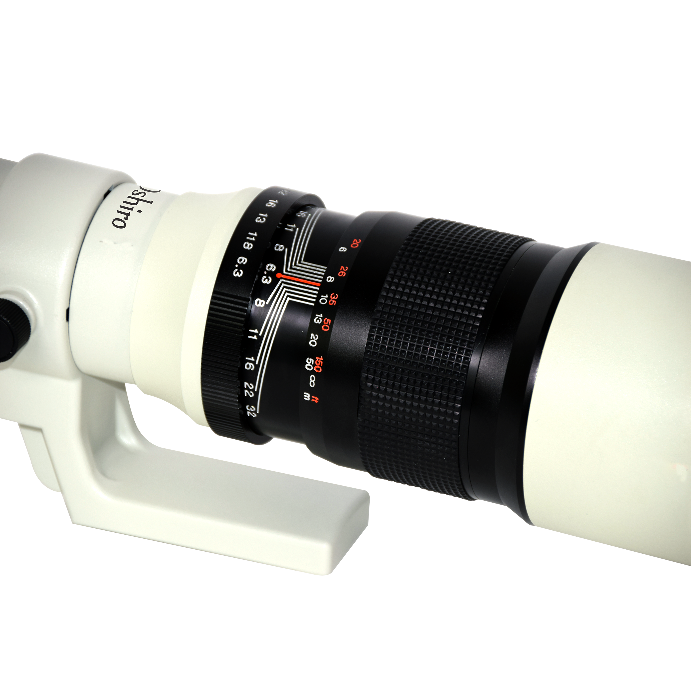Oshiro 500mm f/6.3 Super Telephoto Lens